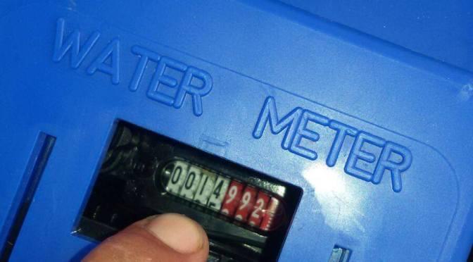 Brunei Water Meter Installation